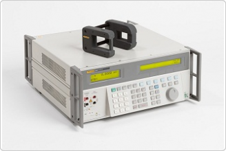 5502E Multi-Product Calibrator with current coil