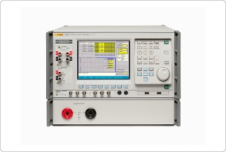 Electrical Power Quality Calibrator