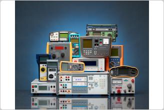 Calibrador de comprobadores eléctricos 5322A con carga