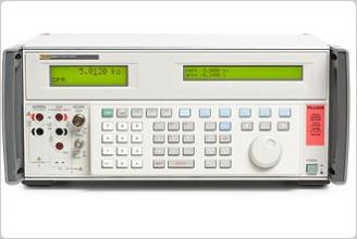 Calibrador multiproducto 5502A